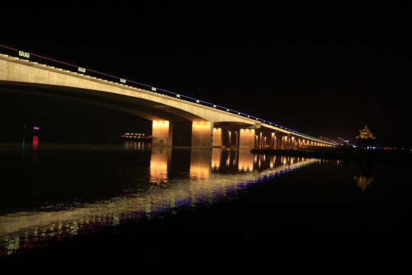 """古城台儿庄:运河水利风景区已成为""""鲁南门户""""一道靓丽"""