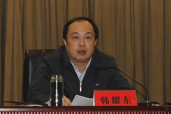 台儿庄区2012年度目标考核工作会议召开(图)