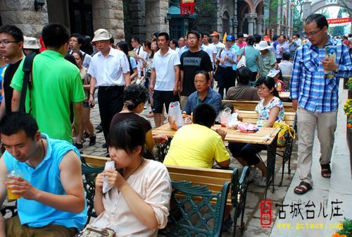 台儿庄美食:中华古城月首届南京美食节今日在拉手台湾网美食团购图片