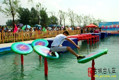 葫芦岛温泉水上乐园展示