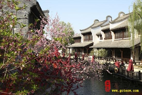 【图文】四月,让我们相遇在台儿庄古城