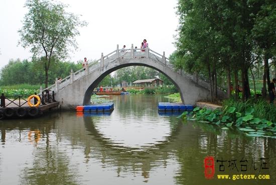 【图文】端午节,台儿庄运河湿地公园一日游随拍(一)
