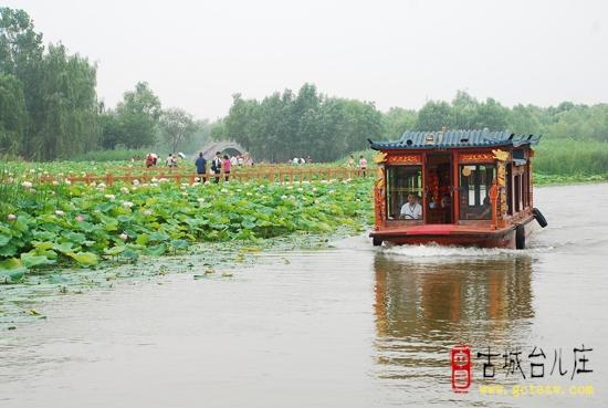 【图文】端午节,台儿庄运河湿地公园一日游随拍(二)