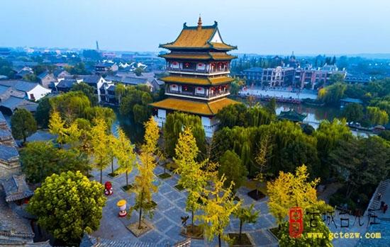 换个角度看不一样的风景   台儿庄暖秋重阳节, 陪伴父母来一场金秋之旅(图)