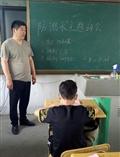 张山子镇侯孟中心小学开展防溺水安全教育宣誓签名活动(图)